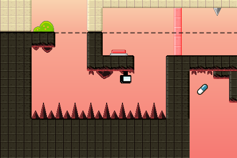 Mercurial story: Platform game screenshot 2