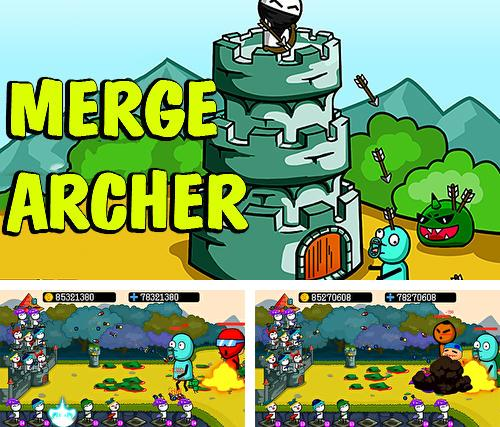 Merge archer: Tower defense