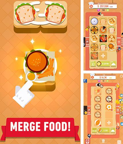 Merge food: World dish journey