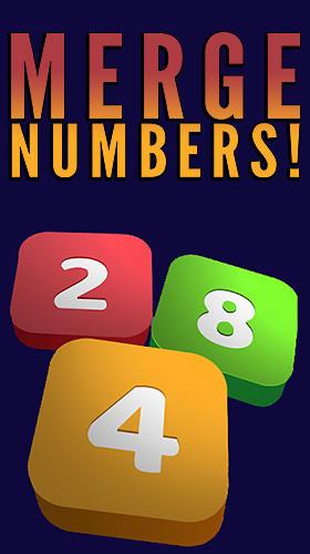 Merge numbers! poster