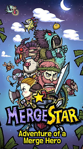 Merge star: Adventure of a merge hero poster