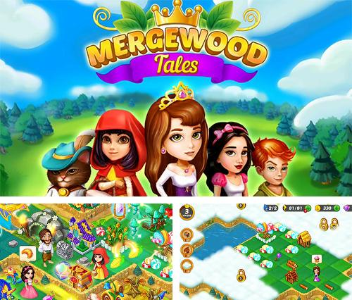 Mergewood tales: Merge and match fairy tale puzzles