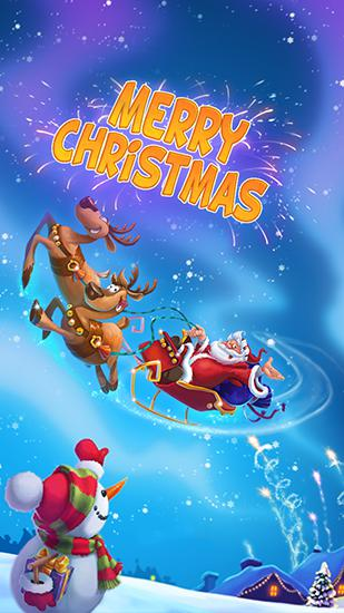 merry christmas match 3 poster - Merry Christmas Games