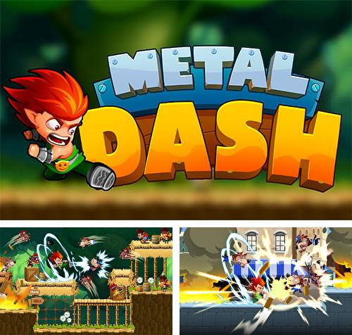 Metal dash. Brawler stars: Monster hunter shooting games