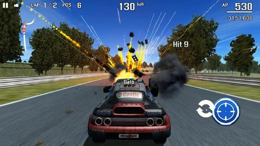 Metal racer screenshot 5