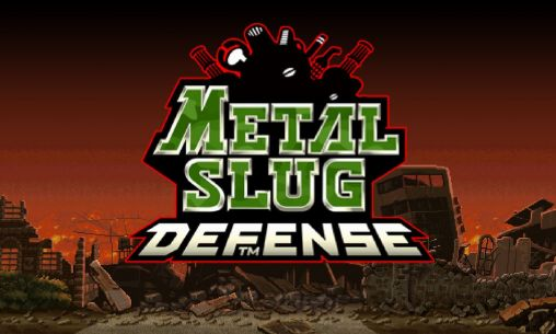 Metal slug defense poster