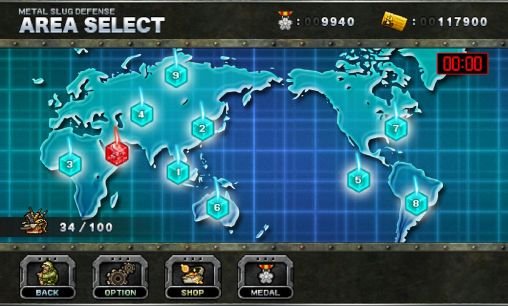 Metal slug defense screenshot 3