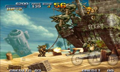 Metal Slug II screenshot 4