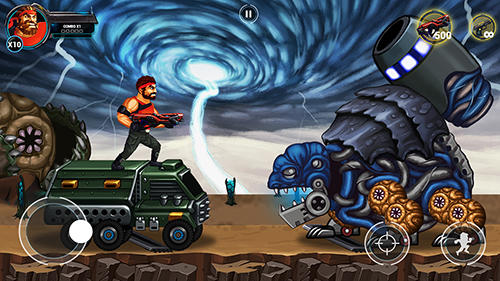 Metal SWAT: Gun for survival screenshot 3