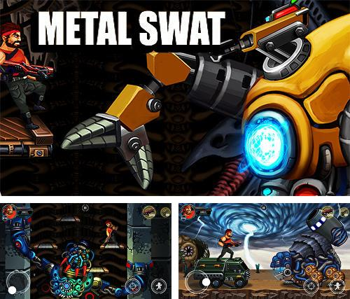 Metal SWAT: Gun for survival