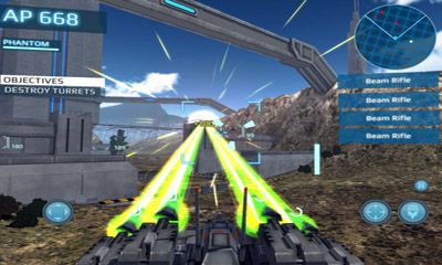 Metal wars 3 screenshot 5