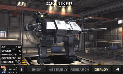 Metal wars 3 screenshot 2