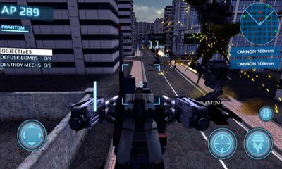 Metal wars 3 screenshot 3