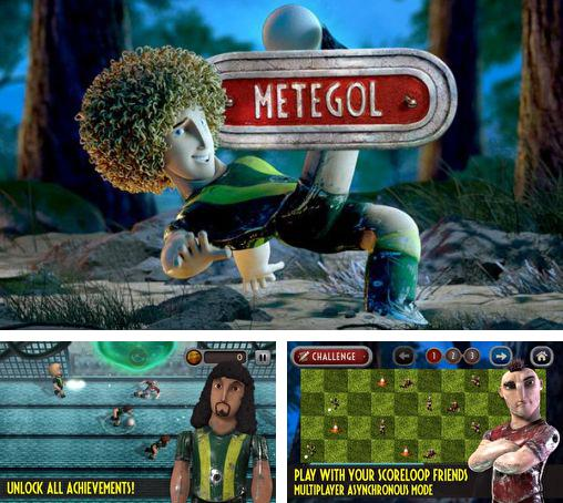 In addition to the game Soccer moves for Android phones and tablets, you can also download Metegol for free.