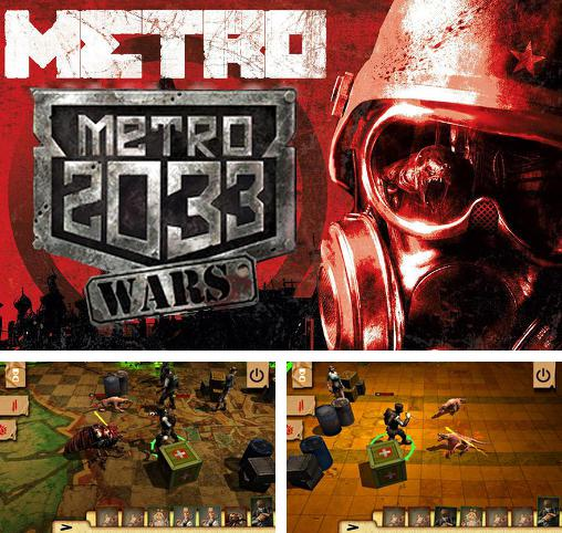 In addition to the game Call of Cthulhu Wasted Land for Android phones and tablets, you can also download Metro 2033: Wars for free.