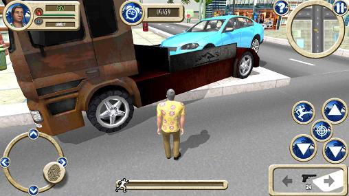 Miami crime simulator 2 скриншот 5