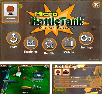 In addition to the game SportsWorldCup for Android phones and tablets, you can also download Micro Battle Tank for free.