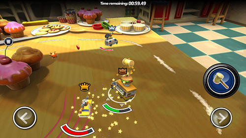 Jogue Micro machines para Android. Jogo Micro machines para download gratuito.