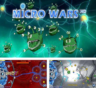 In addition to the game My Brute for Android phones and tablets, you can also download Micro Wars HD for free.