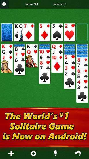 Jogue Microsoft solitaire collection para Android. Jogo Microsoft solitaire collection para download gratuito.