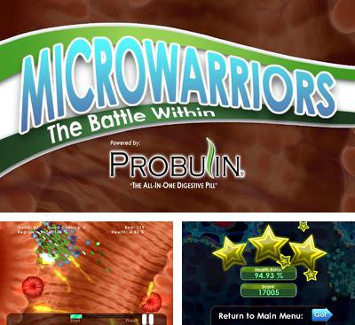 In addition to the game Blocky for Android phones and tablets, you can also download Microwarriors for free.