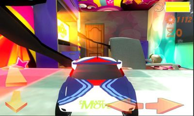 Microworld racing 3d screenshot 3