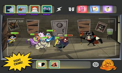 Screenshots do Middle Manager of Justice - Perigoso para tablet e celular Android.