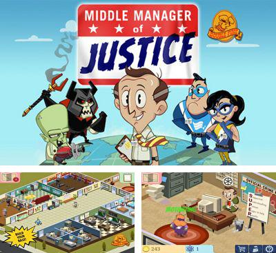 In addition to the game Angry Wave First Assault for Android phones and tablets, you can also download Middle Manager of Justice for free.