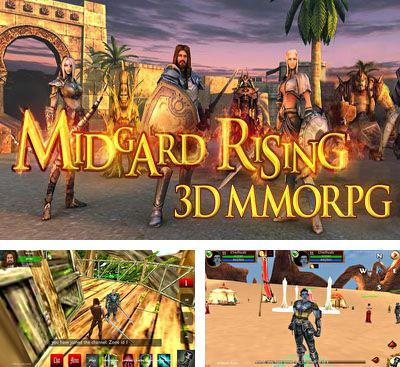 In addition to the game Five Towers for Android phones and tablets, you can also download Midgard Rising 3D MMORPG for free.