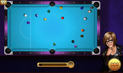 Juega a Midnight Pool 3 para Android. Descarga gratuita del juego Billar de medianoche 3.