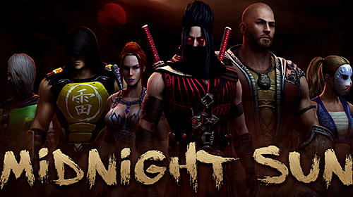 Midnight sun: 3d turn-based combat poster