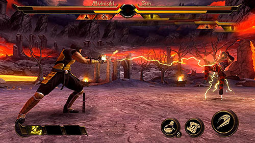 Midnight sun: 3d turn-based combat screenshot 2