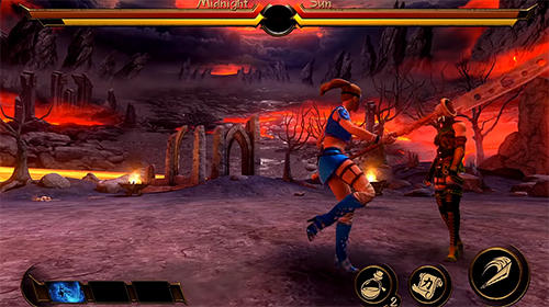 Midnight sun: 3d turn-based combat screenshot 3