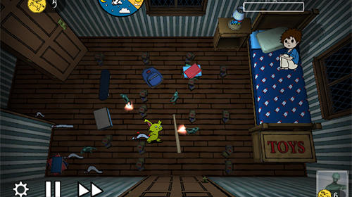 Screenshots von Midnight terrors für Android-Tablet, Smartphone.