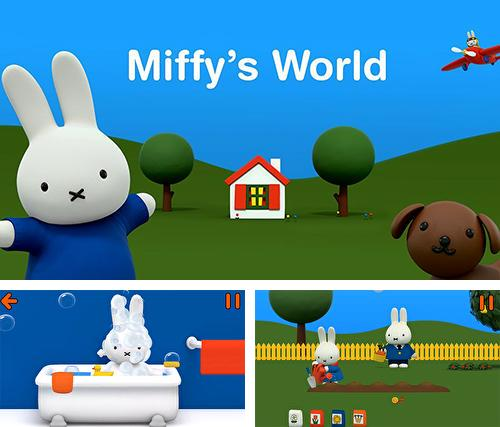 Miffy's world: Bunny adventures!