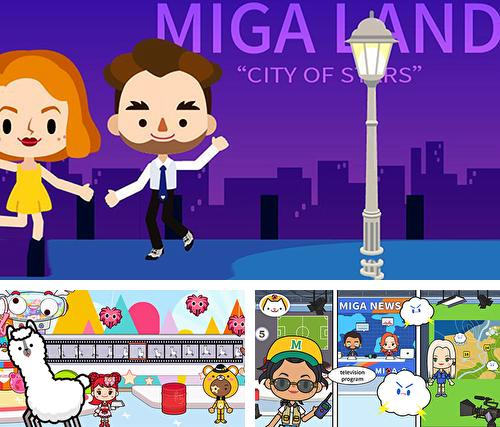 Miga town: My TV shows