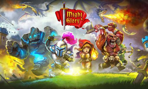 Might and glory: Kingdom war poster