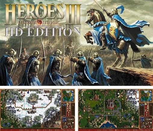 Might and magic: Heroes 3 - HD edition