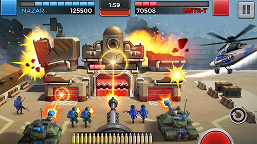 Mighty battles screenshot 2