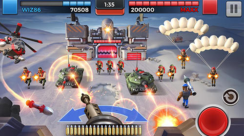 Mighty battles screenshot 3