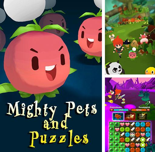 Mighty pets and puzzles