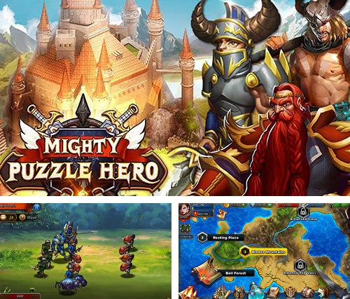 Mighty puzzle heroes