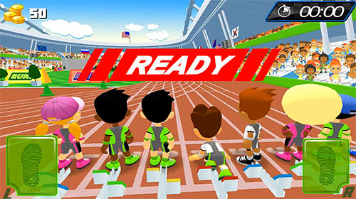 Mighty runner screenshot 2