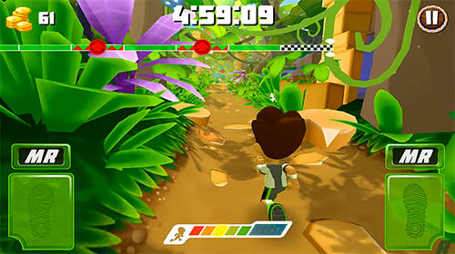 Mighty runner screenshot 3
