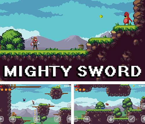 Mighty sword