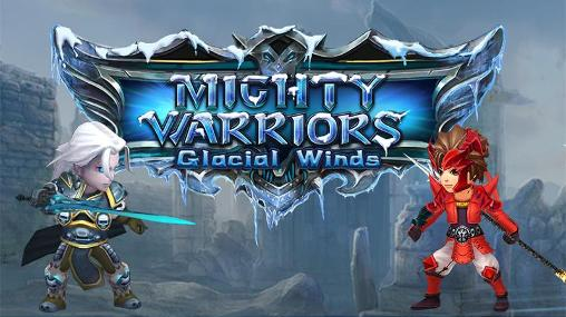 Mighty warriors: Glacial winds обложка
