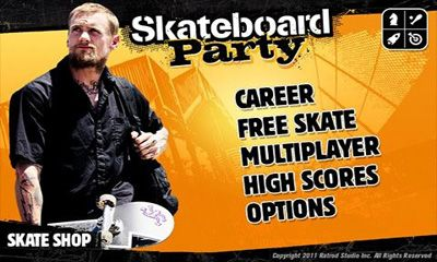 Kostenloses Android-Game Mike V: Skateboard Party HD. Vollversion der Android-apk-App Hirschjäger: Die Mike V: Skateboard Party HD für Tablets und Telefone.