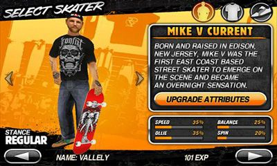 Скачати гру Mike V: Skateboard Party HD на Андроїд телефон і планшет.