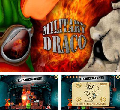 In addition to the game Moonshine Runners for Android phones and tablets, you can also download Military Draco for free.