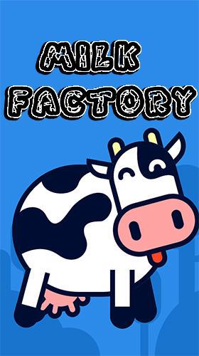 Milk factory poster
